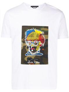 Daniele Alessandrini футболка с графичным принтом