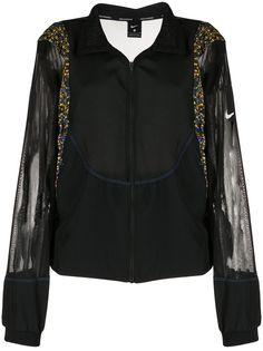 Nike куртка с принтом