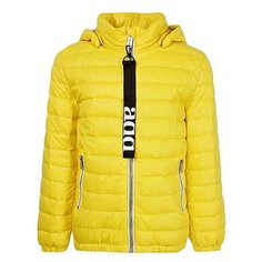 Куртка add YABP06 размер 140, C732 желтый