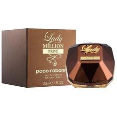 Парфюмерная вода Paco Rabanne Lady Million Prive, 30 мл