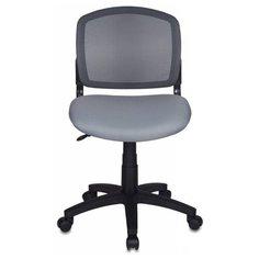 Компьютерное кресло Бюрократ CH-296NX офисное, обивка: текстиль, цвет: серый