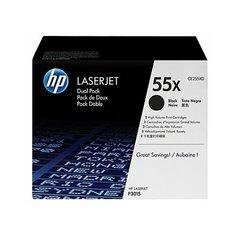 Набор картриджей HP CE255XD