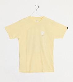 Желтая футболка Vans эксклюзивно на ASOS-Желтый