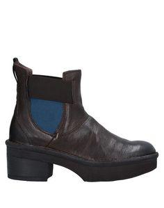 Полусапоги и высокие ботинки Khrio