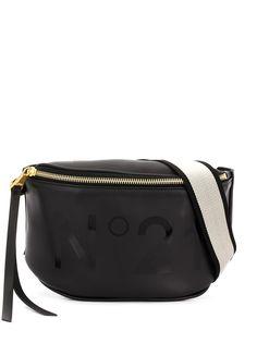 Nº21 поясная сумка с логотипом