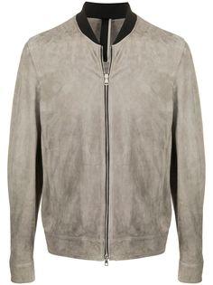 Low Brand куртка-бомбер