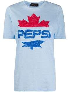Dsquared2 футболка #D2XPepsi с логотипом