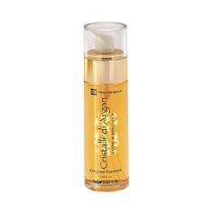 Brelil Professional BioTraitement Cristalli di Argan Средство для восстановления, разглаживания и экстремального блеска волос, 50 мл