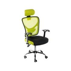 Компьютерное кресло Woodville Lody 1 офисное, обивка: текстиль, цвет: зеленый/черный