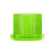 Горшок акиби Корона, ПИ-6, 13х12 см зеленый флюр