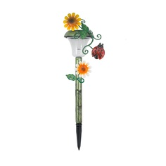 Светильник садовый аккумуляторный Старт лето жук Start