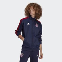 Олимпийка FCB 3S adidas Performance