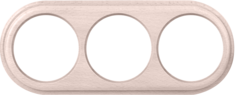 Рамка для выключателя Werkel WL15-frame-03 a040165 беленый дуб