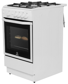 Газовая плита Indesit I5GG0C(W)/RU White