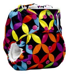 Многоразовый подгузник 3-16 кг, Onesize Jeweled Kanga Care