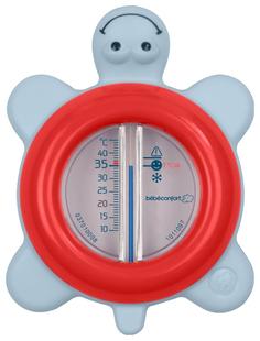 Термометр для ванны Bebe Confort Черепашка Красный