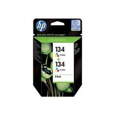 Картридж для струйного принтера HP C9505HE 134 + 134 Tri-Color
