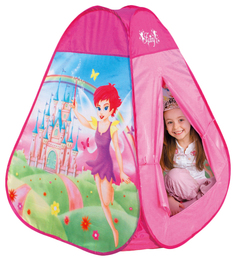 """Игровой дом - палатка """"Принцесса"""", 95x95x100 см No Brand"""