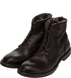 Ботинки мужские Moma 2CW022-CUM коричневые 42 IT