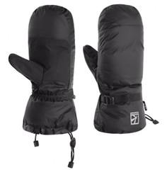 Рукавицы Bask Brooks-d V3, черные, One Size