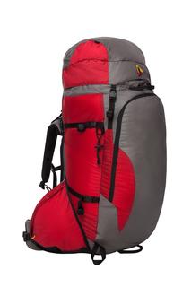 Рюкзак унисекс BERG 80 4053-80214-XL КРАСНЫЙ/СЕРЫЙ СВТЛ XL Bask