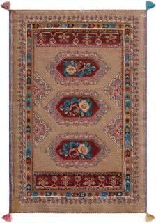 Шерстяной ковер ручной работы коллекции «Kilim Baft», 50770, 81x120 см Art de Vivre