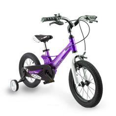 """Велосипед детский Maxiscoo Space Стандарт 18"""" фиолетовый"""