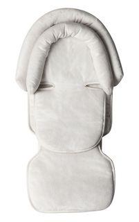 Вкладыш в стульчик BLOOM Mima Baby Head rest Белый S101-19BG
