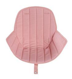 Текстильный вкладыш в стульчик для кормления Micuna OVO LUXE Pink