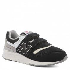 Кроссовки для мальчиков New Balance, цв. черный, р.34,5