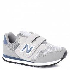 Кроссовки для мальчиков New Balance, цв. серый, р.28,5