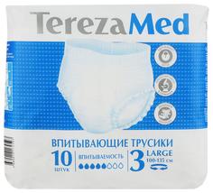 TerezaMed Трусы-подгузники для взрослых р.3 large (100-135см) N10