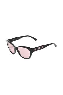 Солнцезащитные очки женские VERSACE 0VE4343GB1/8456 черные