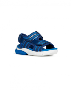Сандалии для мальчиков Geox, цв. синий, р-р 26