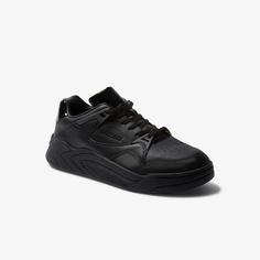 Кроссовки мужские Lacoste COURT SLAM 120 4 SMA черные 40.5 RU