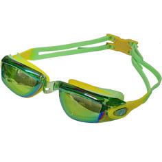 B31549-4 Очки для плавания детские (Желто/зеленый Мультиколор) Hawk