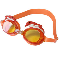 B31578-4 Очки для плавания детские (Оранжевый) Hawk