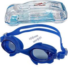 B31570 Очки для плавания детские (светло-синий/белый) Hawk