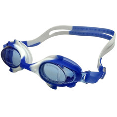 C33231-6 Очки для плавания детские (бело/синие) Hawk