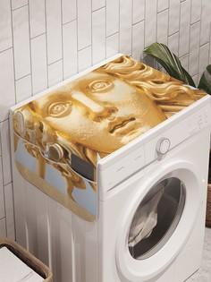 """Органайзер """"Солнечное лицо"""" на стиральную машину, 45x120 см Ambesonne"""