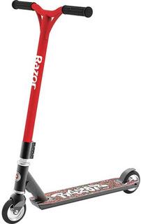 Самокат Razor Beast V6 красно-чёрный