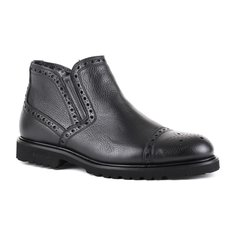 Ботинки мужские Baldinini T0252 черные 43 RU
