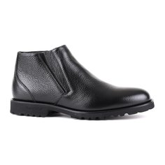 Ботинки мужские Baldinini T0241 черные 42.5 RU