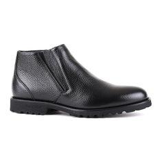 Ботинки мужские Baldinini T0241 черные 42 RU
