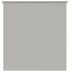 Рулонная штора Decofest Апилера Серый 160x175
