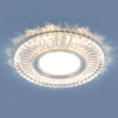Встраиваемый точечный светильник со светодиодной подсветкой Elektrostandard 2239 MR16