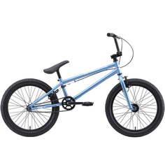"Велосипед Stels Madness BMX 1 2020 11"" синий/белый"