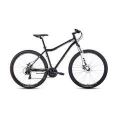 "Велосипед 29"" Forward Sporting 29 2.0 disc Черный/Белый 19-20 г 17"" RBKW0MN9Q004"
