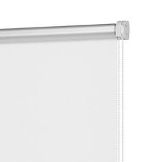 Рулонная штора Decofest Блэкаут Белый 140x175