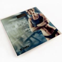 Весы напольные DELTA D-9222/1 Фитнес